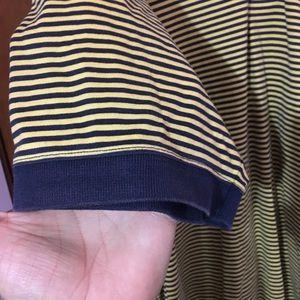 Lacoste Shirts - Lacoste stripe Polo Shirt